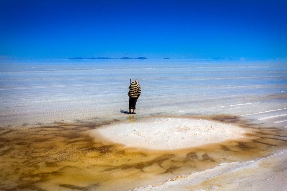 Bolivia - Uyuni Salar