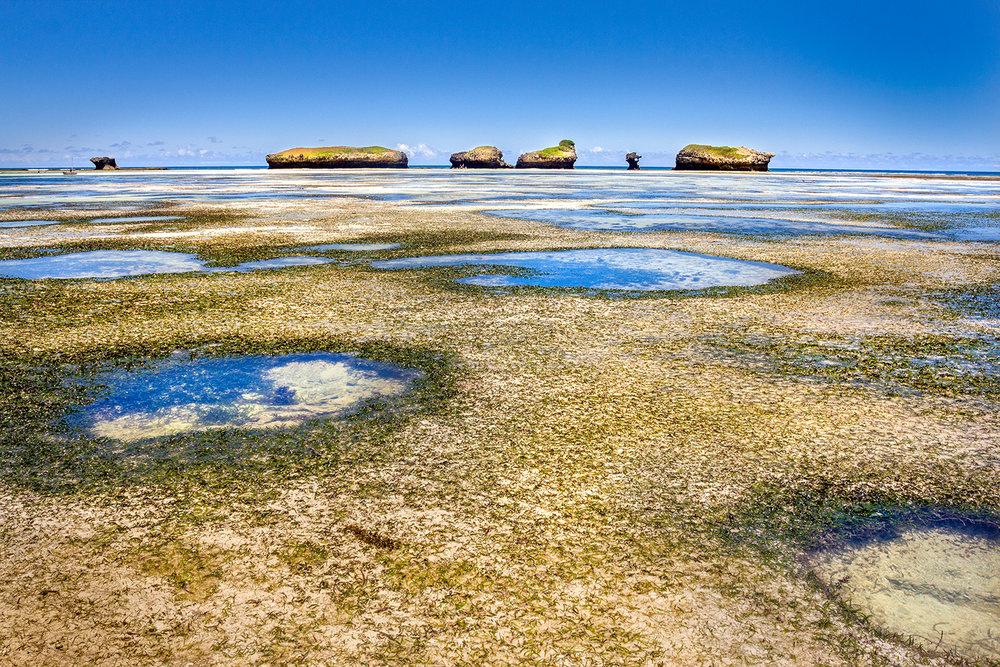 Bassa marea - Watamu (Kenya)