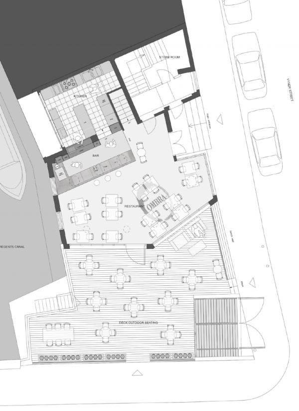 Ombra floor plan.