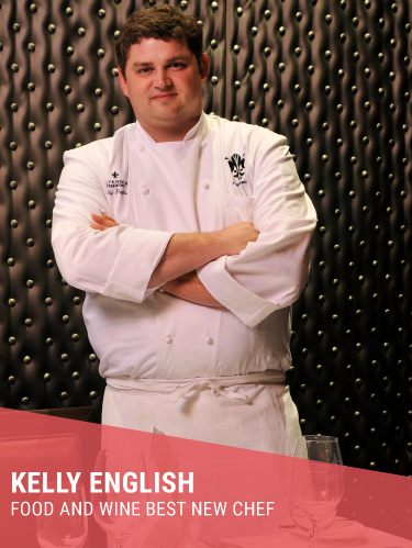 KELLY ENGLISH   Resides IN: Memphis, TN  Restaurants: Restaurant Iris, The Second Line (Memphis), Magnolia House (BIloxi, MS)  Instagram:  @jkellyenglish   Twitter:  @kelly_english
