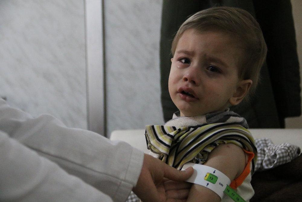 Et si vous sauviez un enfant de la malnutrition ? -