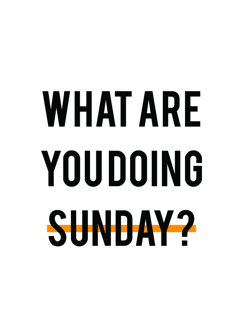 What Are You Doing Sunday Standard Invites.Front.jpg