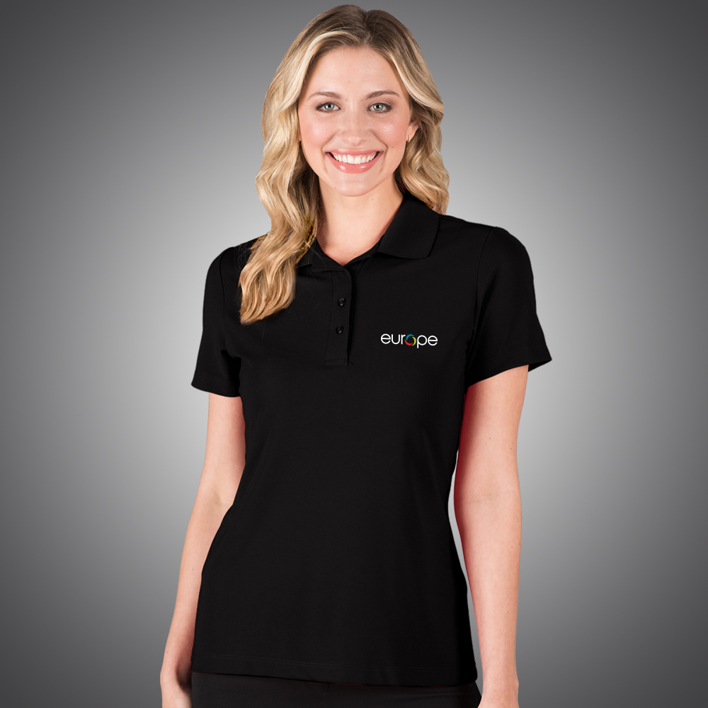 Ladies Ultra-Lux Polo