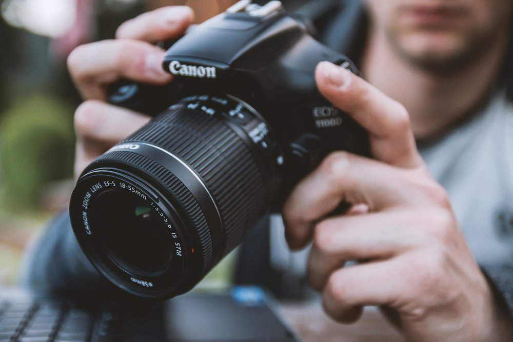 PHOTOGRAPHY INTERNSHIP -