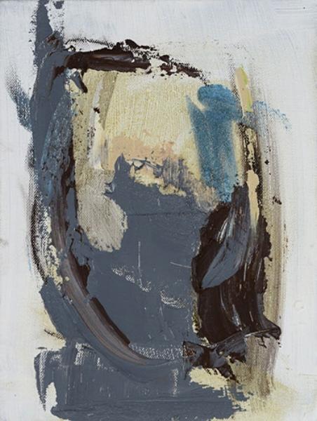 Moonlight, Acrylic On Canvas, 10x12 in.