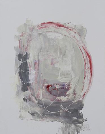 Polar Bear, Acrylic On Plywood, 11x14 in.