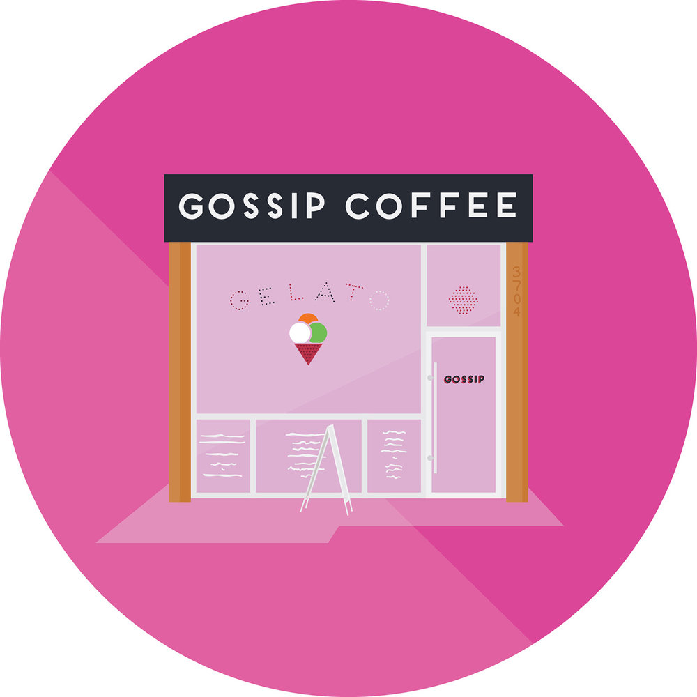 Gossip Coffee, 30th Avenue, Queens