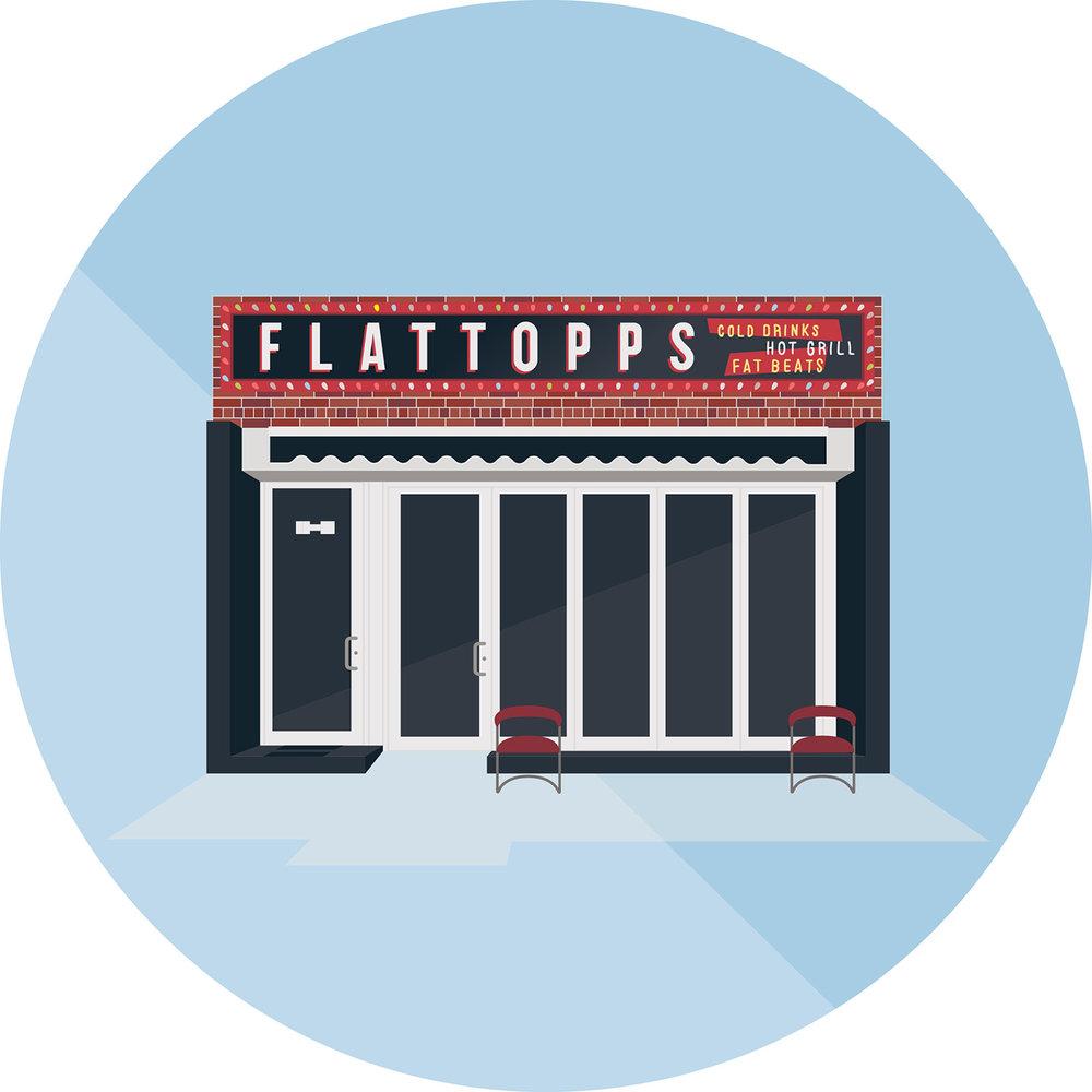 Flattops, Ditmars Boulevard, Queens