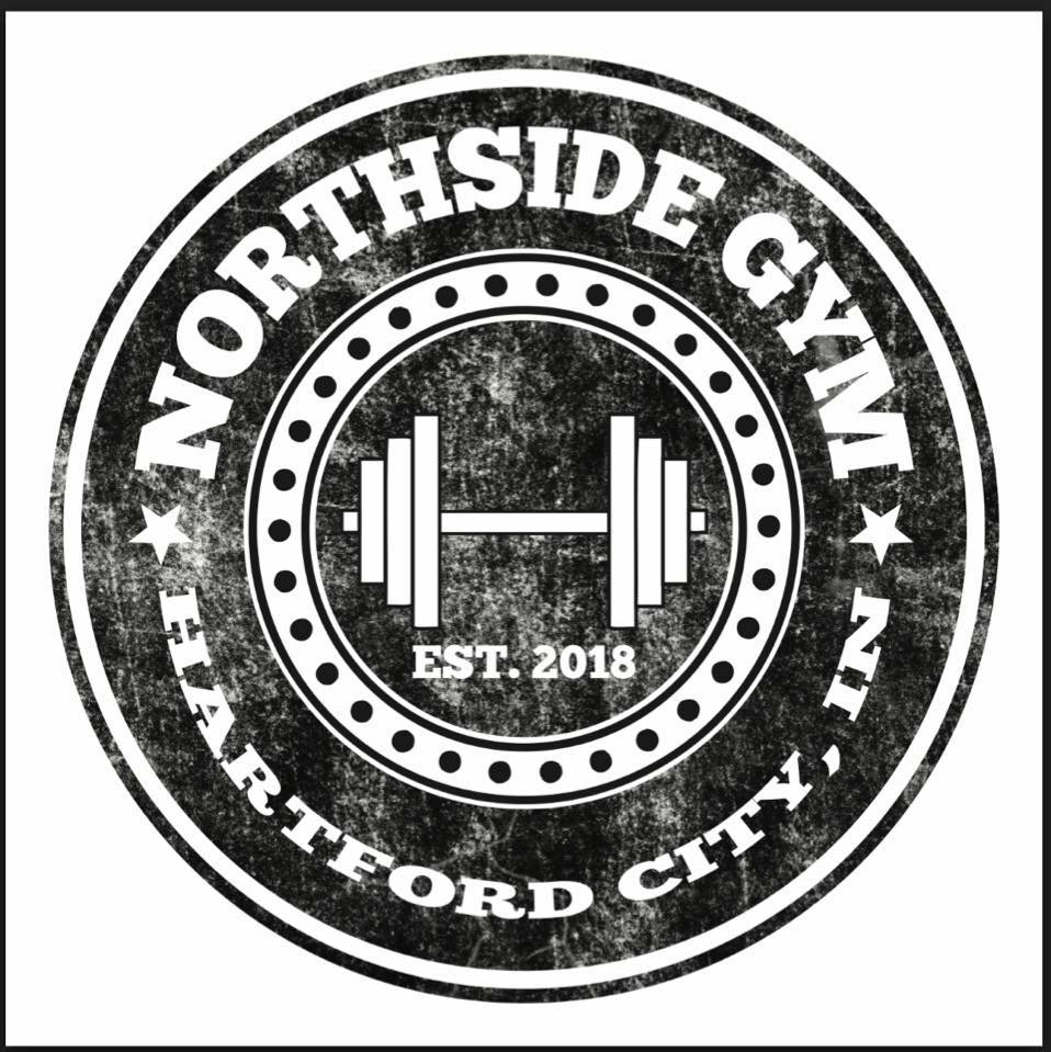 Northside Gym  Location: 2709 N Walnut Street, Hartford City IN 47348  Hours: Staffed gym hours are Monday-Thursday 9:00 AM - 11:00 AM and 5:00 PM - 7:00 PM, Friday 9:00 AM - 11:00 AM and Saturday 9:00 AM - 12:00 PM  Member Hours: Members have gym access 7 days a week from 4:00 AM - 11:00 PM   Facebook