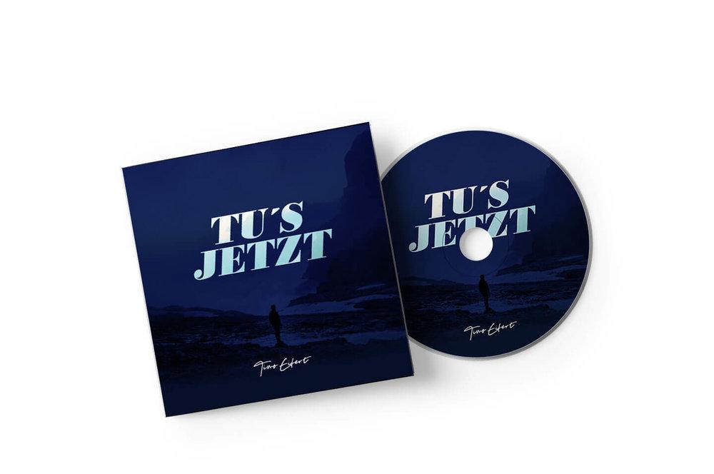 TU'S JETZT. - Das Album ist erhältlich bei itunes, Deezer, amazon music und Spotify.