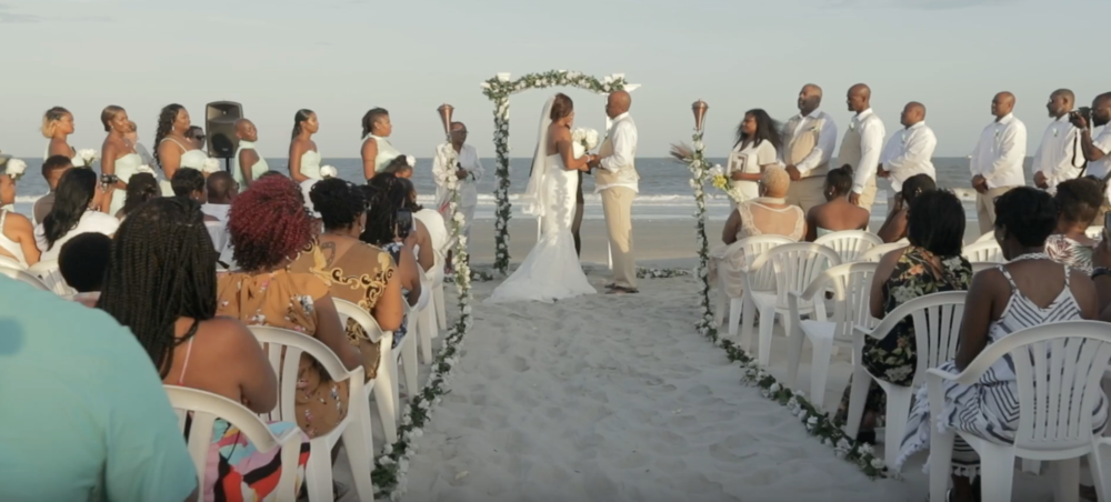 Surfside Beach Wedding Video