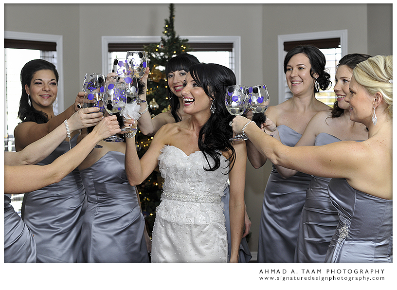 Modern wedding photography. Artistic photography.