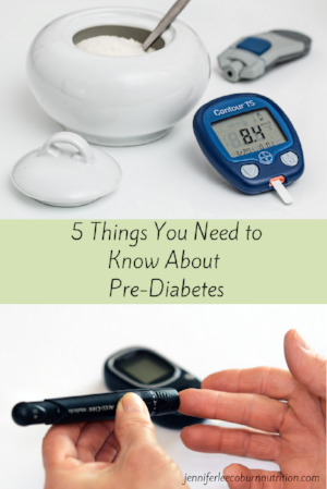 5 Things to know about pre-diabetes - blog.png