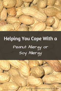 Peanut Allergy or Soy Allergy - Black.png