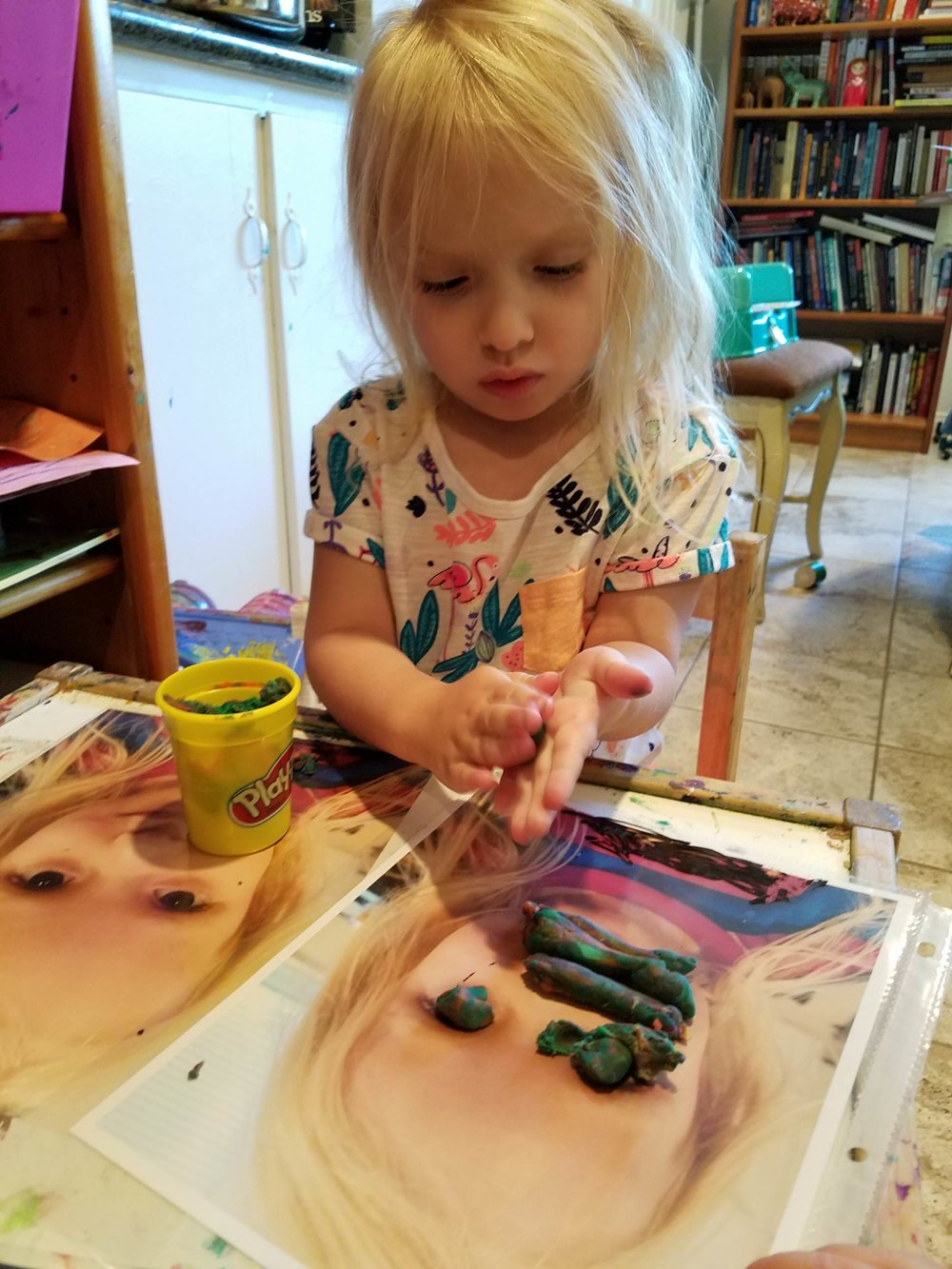 kids art ideas
