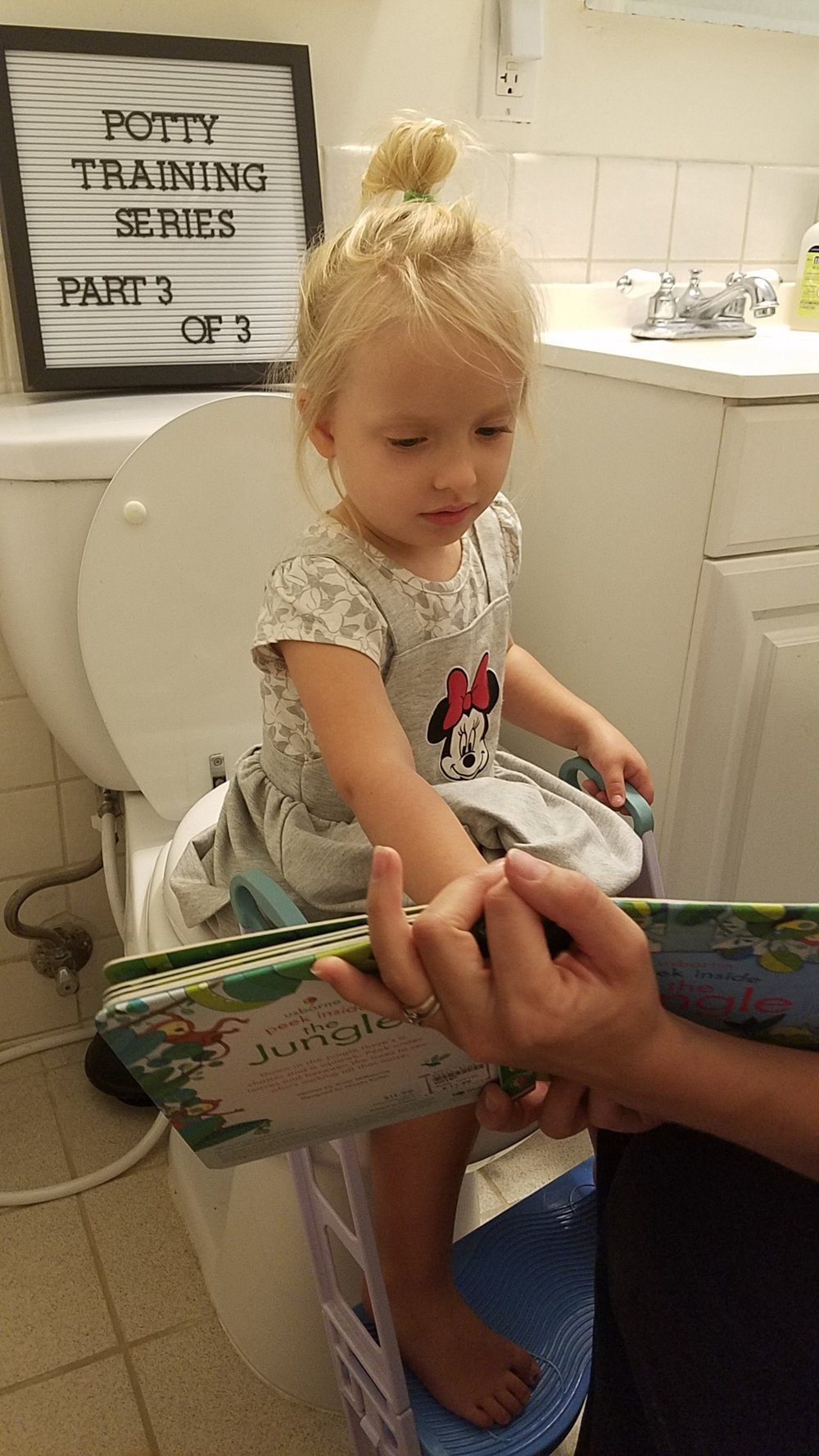 potty training boys