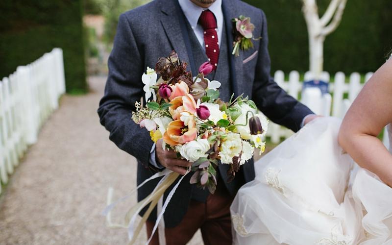 Emma Case, 2017: Bridal Bouquet