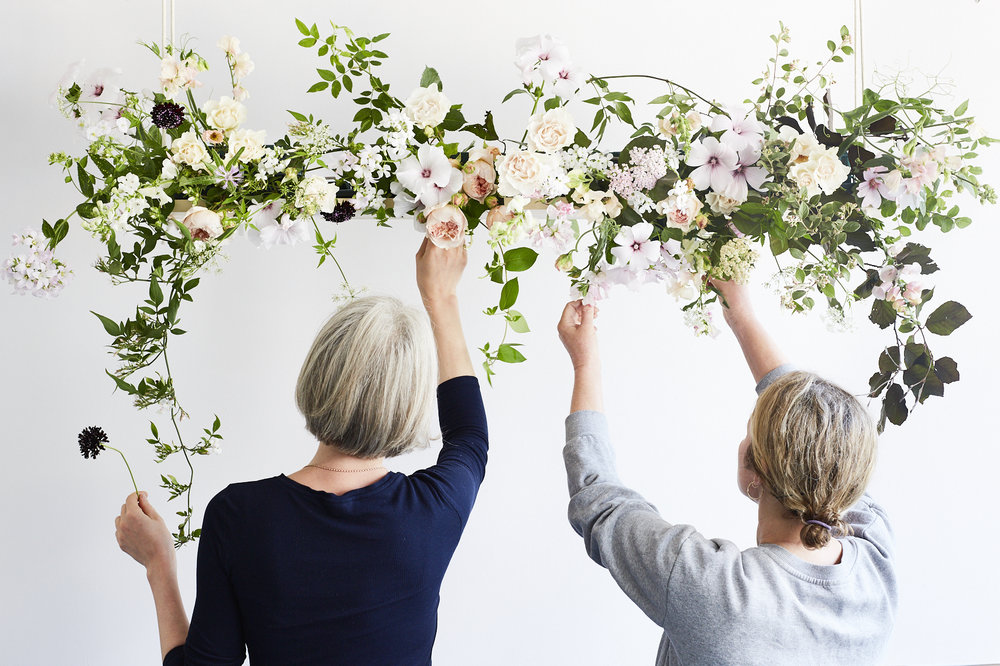 Lizzie Mayson for The Flower Appreciation Society, 2018