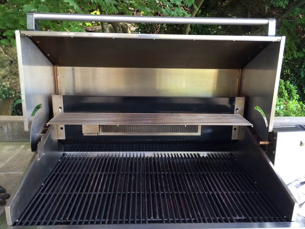 ULTRALINE BBQ AFTER CLEANING