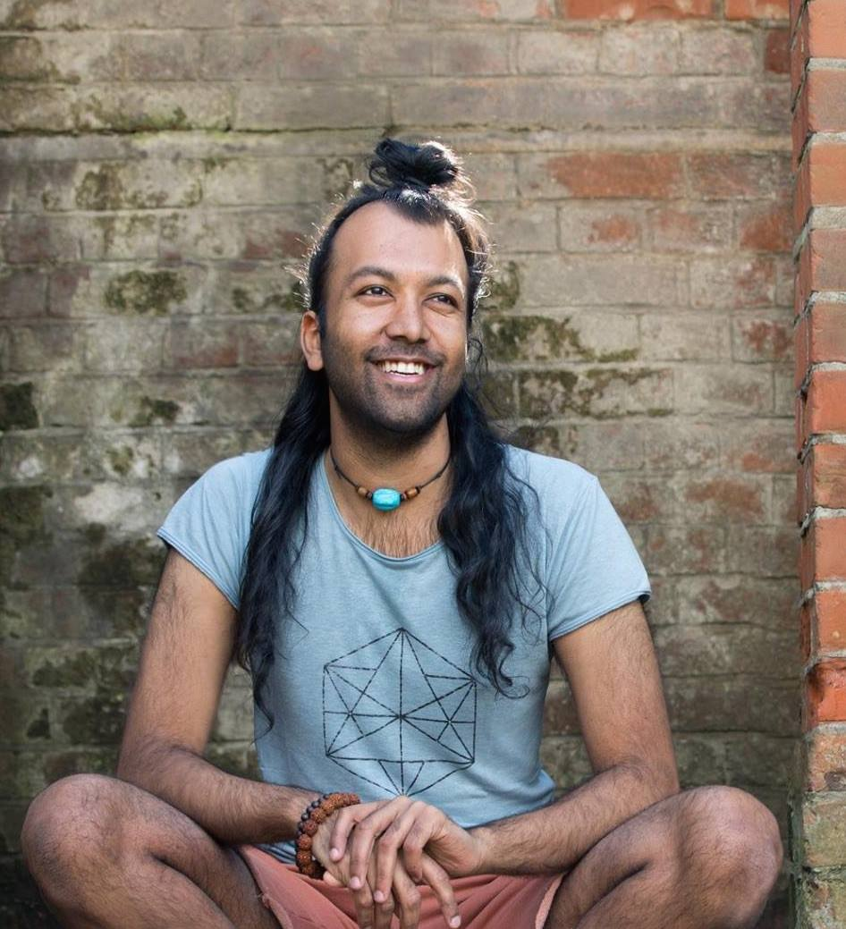 DIRISH SHAKTIDAS   Come and vibe with me: Yoga Shakti Dance, Sound Healing and more!