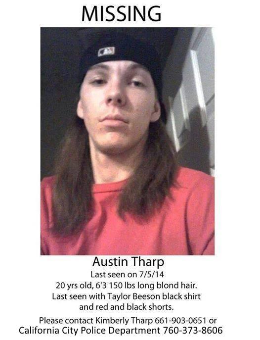 2014 Robert Austin Tharp - age 20-Missing.jpg