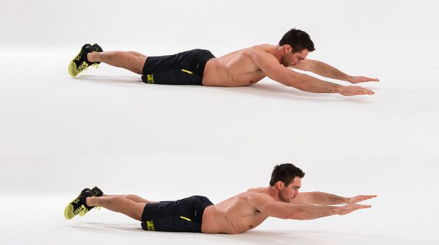 Low back stretching basics — The Body Works Clinic