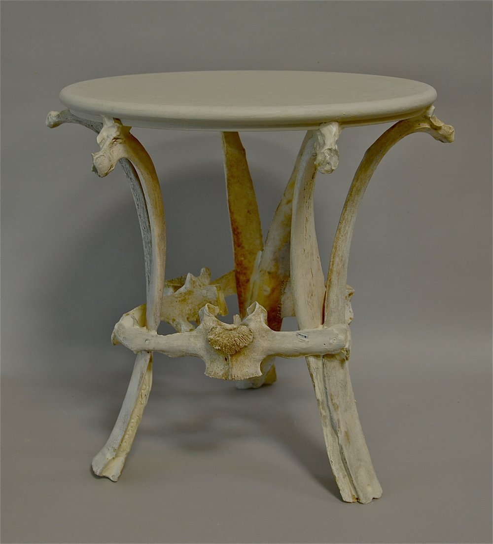 Bone Table - One-of-a-kind $2,800