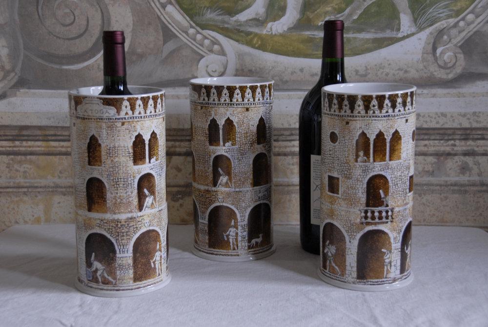 Venetian Tower Wine Cooler $95
