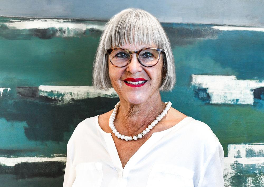 Carla Leutert, November 2018