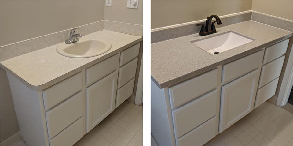 We can install all of your well known brands — Kohler, Delta, American Standard, Gerber, and many more. If you're looking to freshen up the look in your home, contact us and we can pass on our best prices to you at the local supply stores!