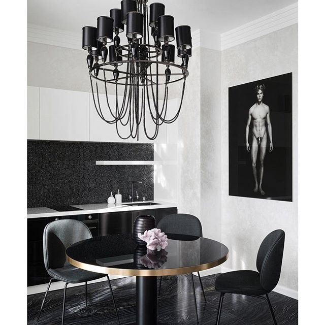 Dark and moody. Just the way we like it. Gorgeous design by @maltsev_design .⠀ .⠀ .⠀ .⠀ .⠀ #LuxuryInteriorDesign #InteriorDesign #InteriorDesigner #DesignInspiration #LuxuryDesign #InteriorDecorator #Decoration #LuxuryLifestyle #HomeDesign #Lifestyle #InteriorStyle  #Decorating #TrendyDesign #MinimalHome #Decor #Interior #InteriorDecor #InteriorDetails #EdgyDesign #InteriorStyle #InteriorLovers #InteriorStyling #InteriorArchitecture #InteriorDesignIdeas #HomeStyle #Edgy #LuxuryLife