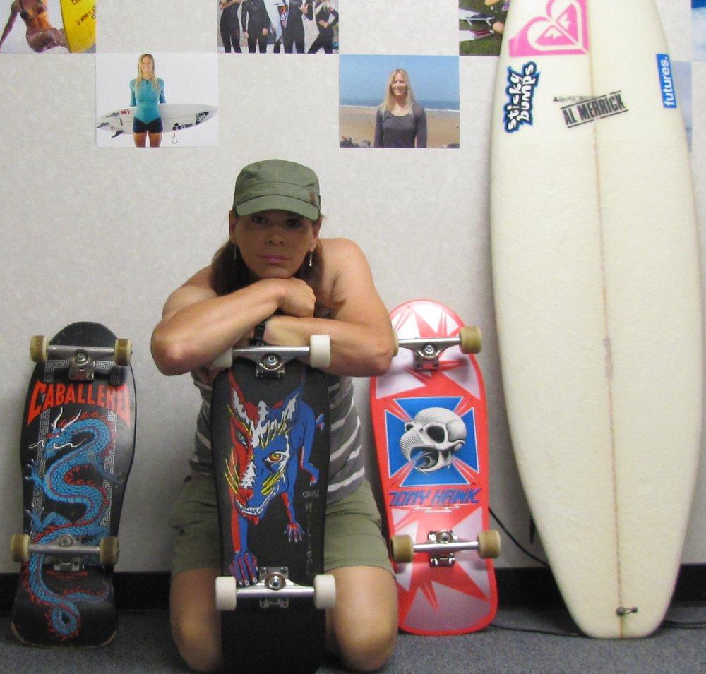 QS surfer, writer, world traveller -