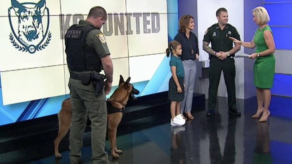 k9s United on NEWS 4 Jax
