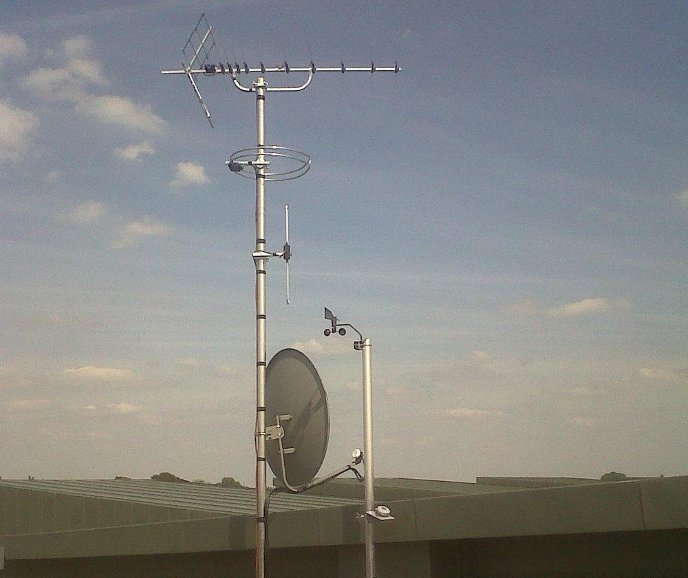 Aerial & Satellite - Digital Freeview/Freesat HDEuropean SatelliteTV, FM & DAB Aerials