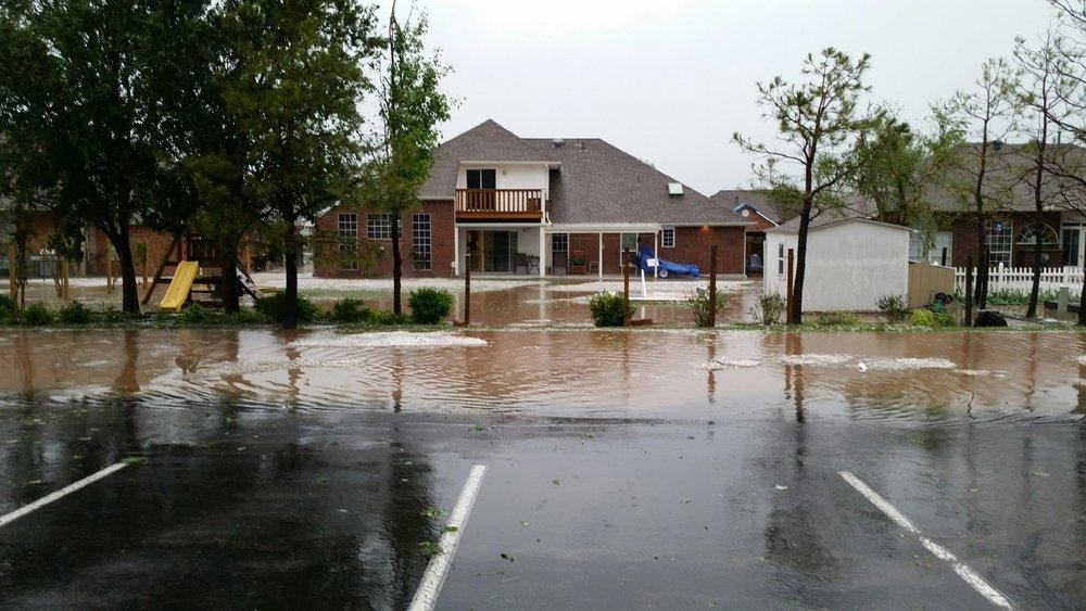 Flooding: Castlerock Addition, 2015