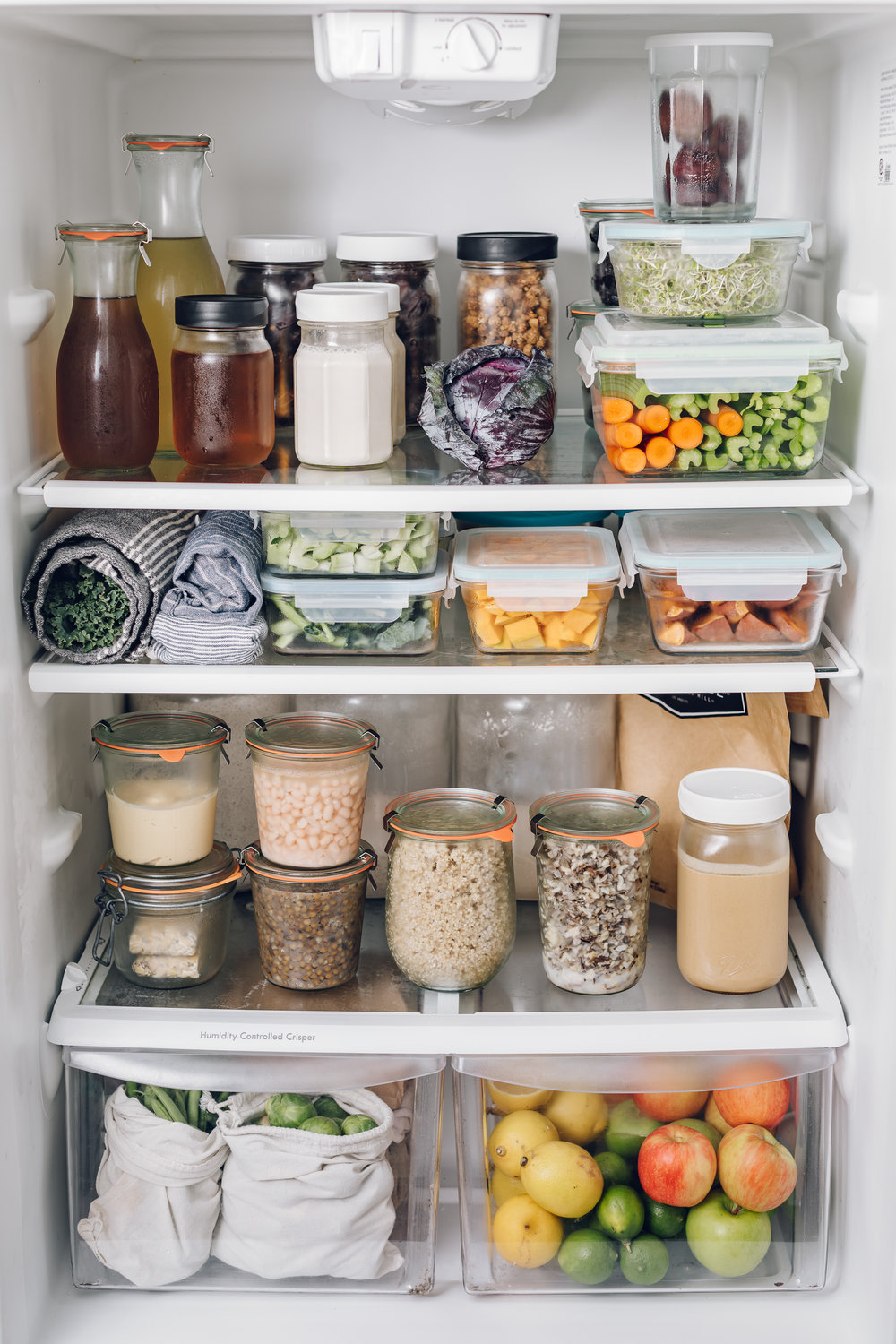 Fall Fridge by Jessie May