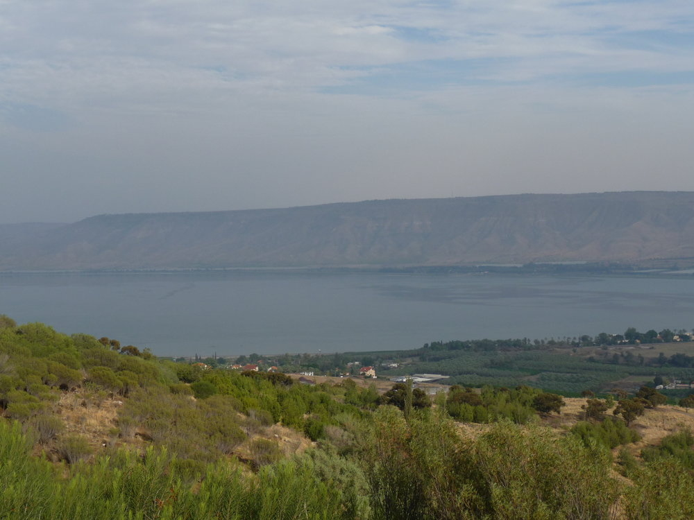Sea of Galilee (Kinneret).JPG