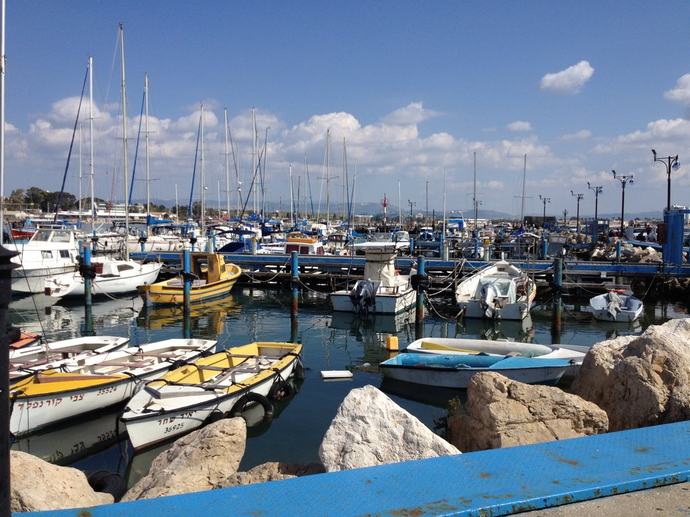 Harbor in Akko.JPG