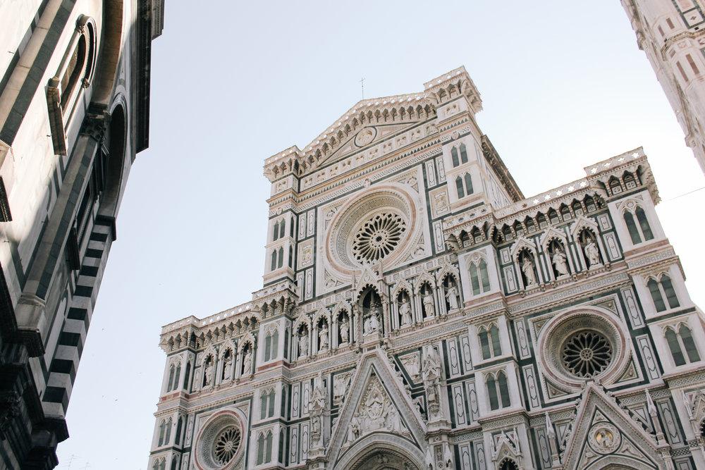 Florence Cathedral, formally the Cattedrale di Santa Maria del Fiore