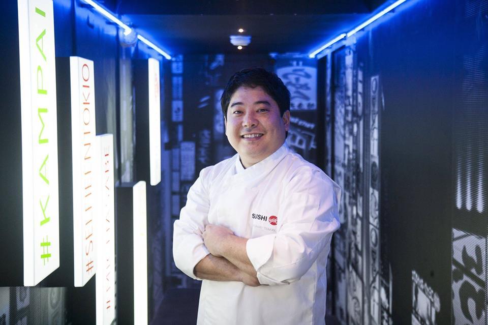 SUSHI POP   Casual, joven y atrevida: así es la propuesta de Sushi Pop, que bajo el mando de 'Micha' Mitsuharu, llega con una carta de sushis y makis de autor, además de entradas, sanguchitos y platos calientes con combinaciones explosivas y deliciosas.