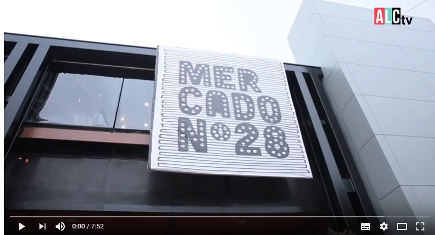 Visitamos Mercado 28 - ALC TV