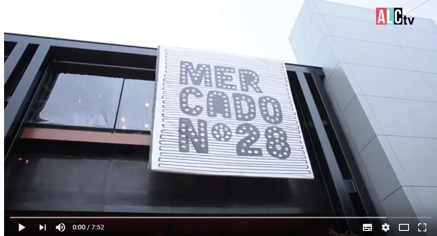 Visitamos Mercado 28 - ALC TV