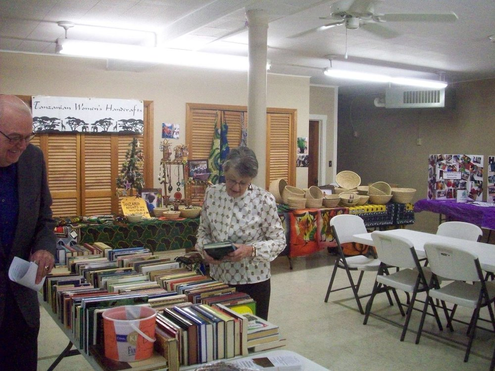 Annual Alternative Gifts Fair.