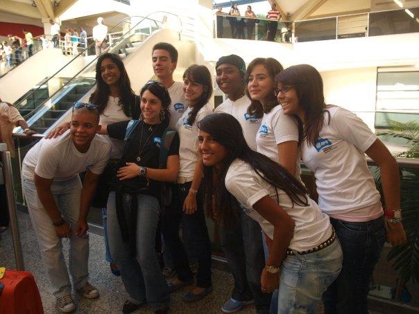 afs estudiante intercambio belgica dominicanos europa