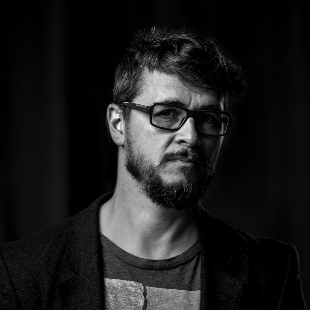 Grant Currie - Executive Creative Director