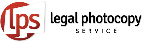 Legal Photocopy Services