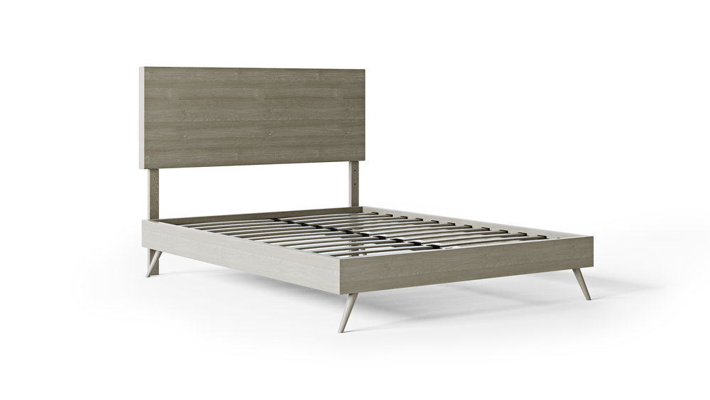 Furniture Model, Comfortable Elegance Style Bed