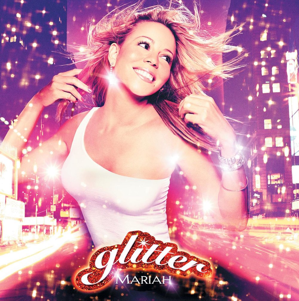 I also have a lot of guest artists that really make it hot [and contemporary] - - Mariah Carey