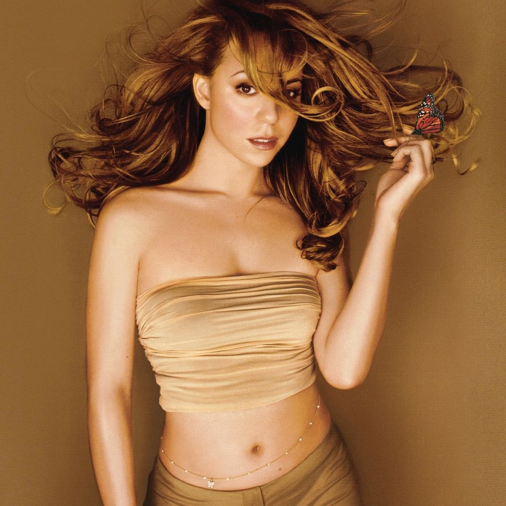 The moon was out and I was reflecting on my life - - Mariah Carey