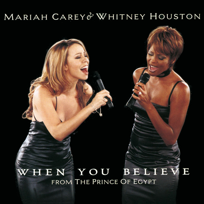 You really do hear the differences in our voices - - Mariah Carey